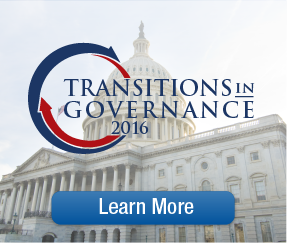 Transitions in Governance